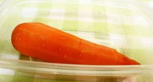 2 Minutes in a Microwave How to Cook a Carrot