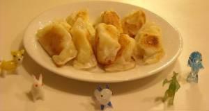 Crispy Potato Gyoza