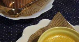 Creamy Kabocha Squash Flan