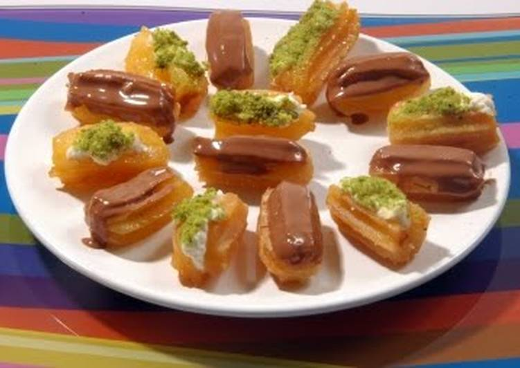 Balah el sham (egyptian sweets)