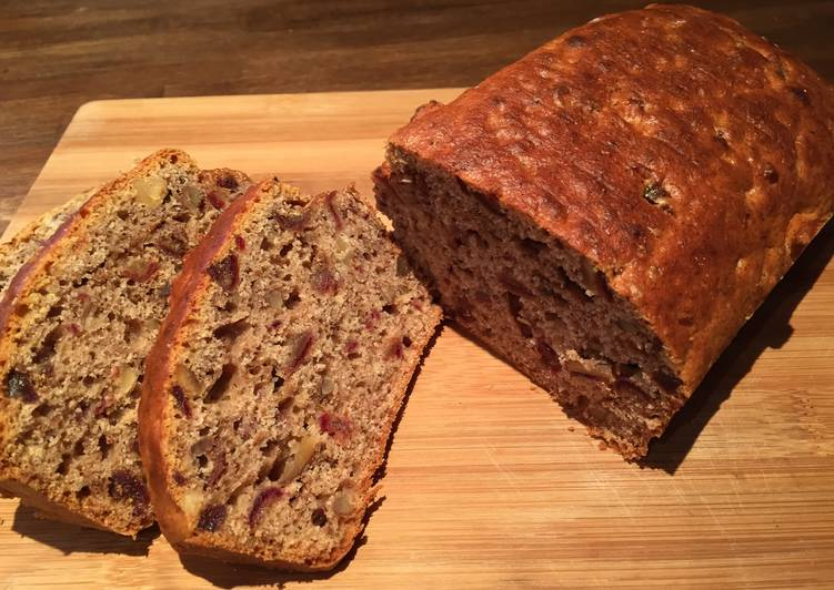 Date And Walnut Cake (low Cal)