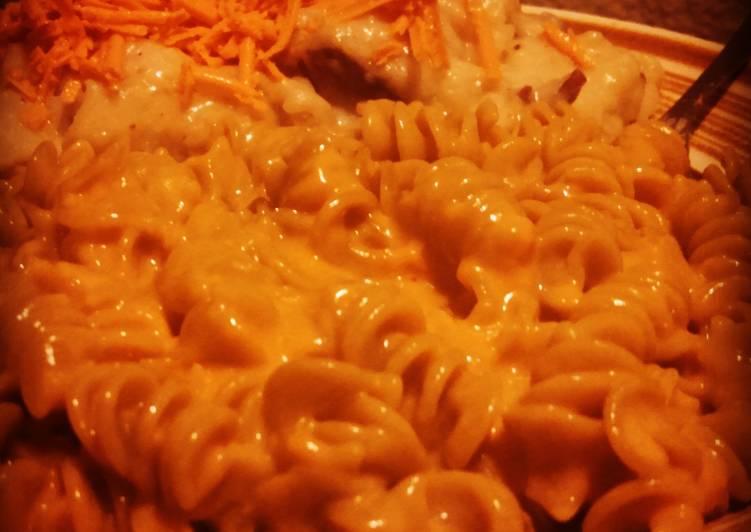 Lilhpster's VEGAN Mac & Cheese