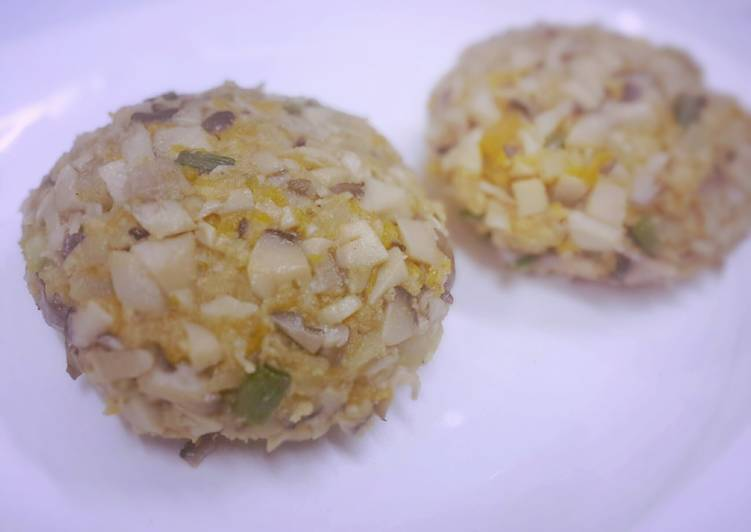 Kanya's Mushroom Burgers