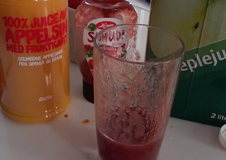 Diet smoothe