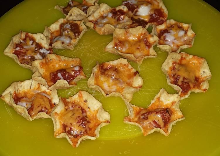 Po' boy nachos