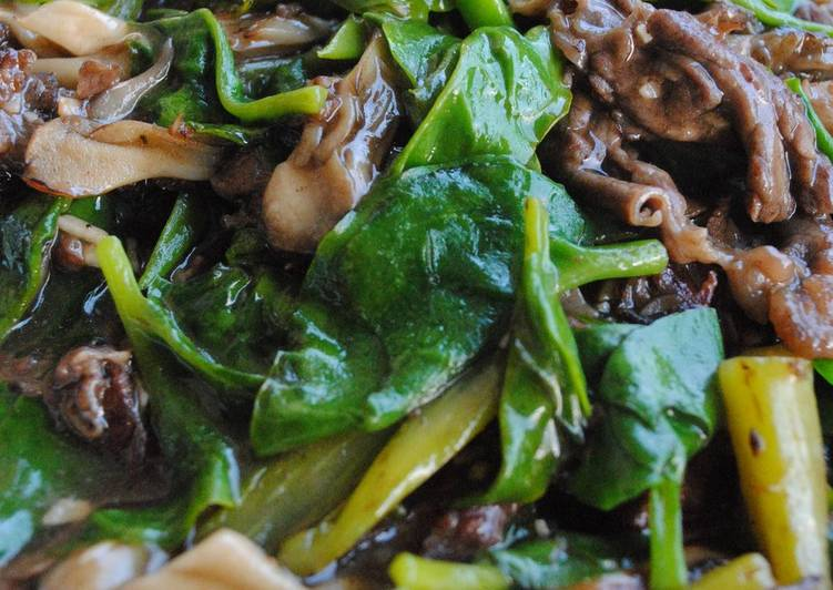 Chinese Stir-Fried Malabar Spinach (Tsuru-Murasaki), What Are The Advantages Of Eating Superfoods?