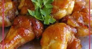 Roasted Chicken Drumettes