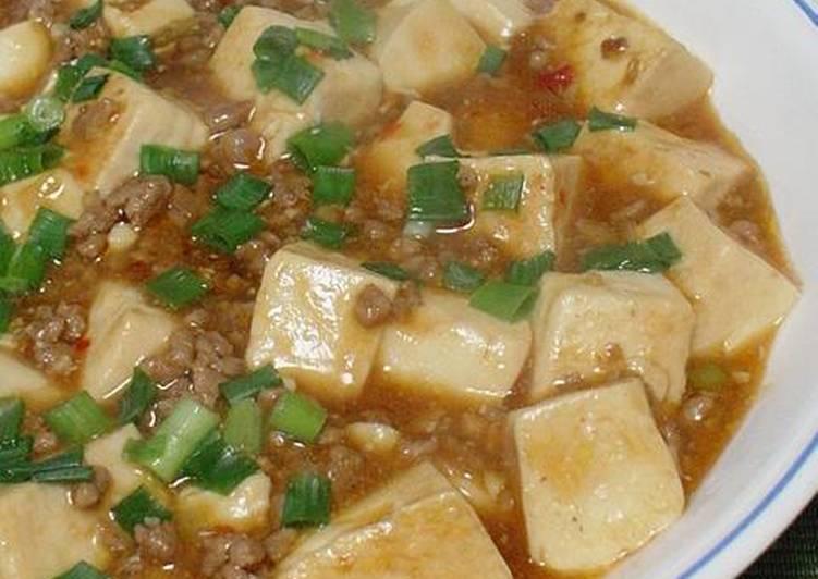 My Mapo Tofu