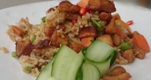 Fried Rice Top Pork Lard