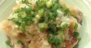 Crunchy Japanese Grilled Chicken