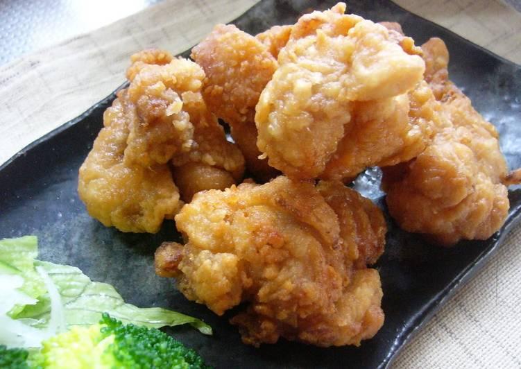 Crispy Juicy Zangi Fried Chicken