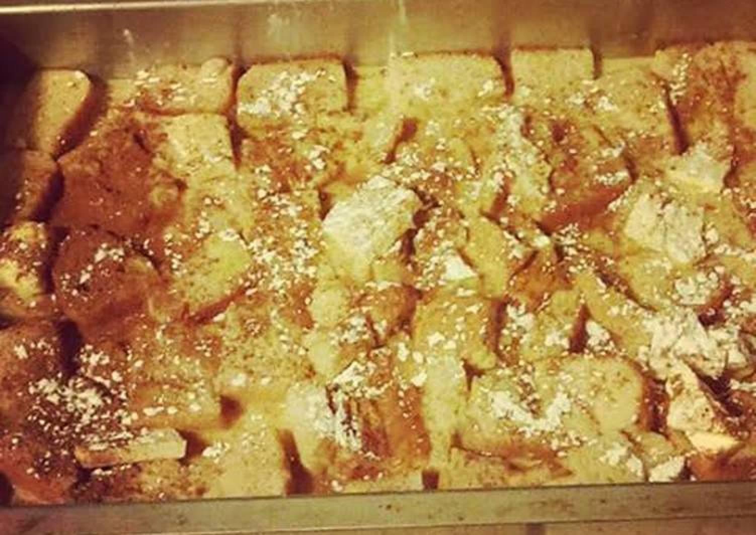Frechtoast casserole