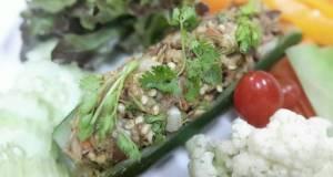 Shitake Chilli Paste / Nam Prik Hed