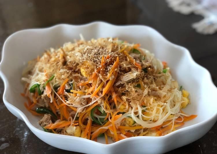 Japanese Okinawa-island Fried Noodle
