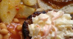 Vickys Homemade Pulled Pork Burgers GF DF EF SF NF