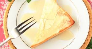 For Breakfast Rich Cheesecake-Like Toast