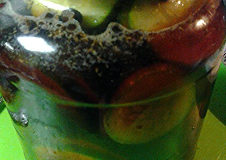 Dark pickles