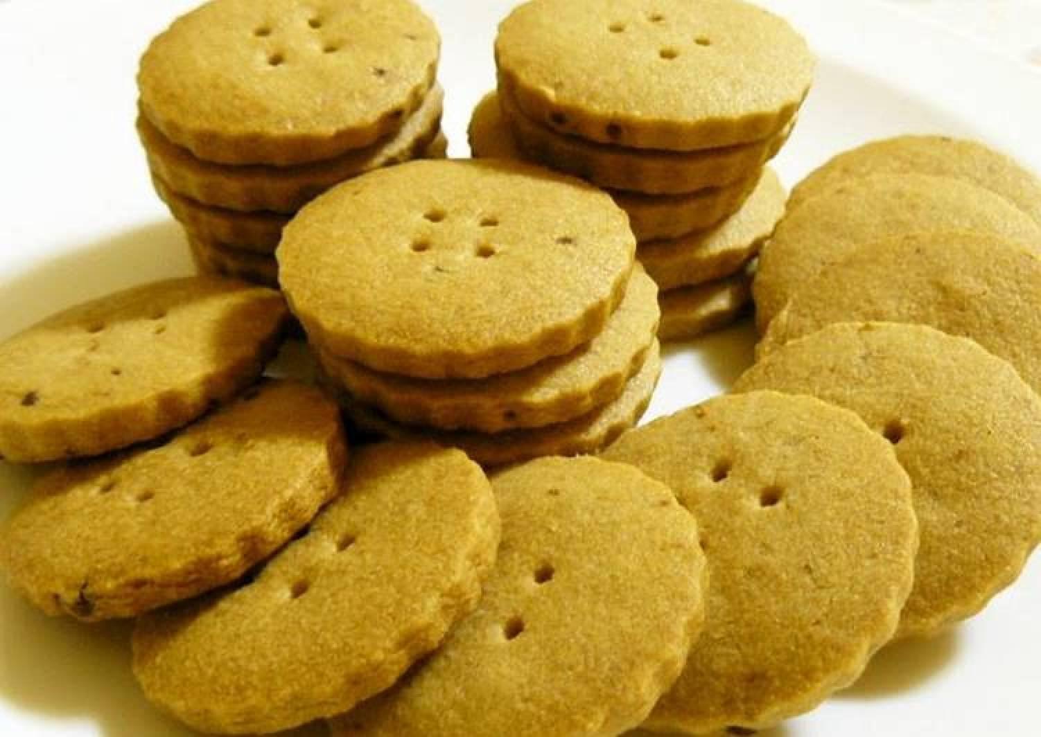 Crispy Brown Sugar Cookies