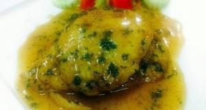 Kanyas Fish Fillets in White wine sauce