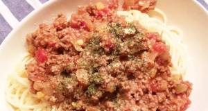 Meat Sauce for Lazy Daddies