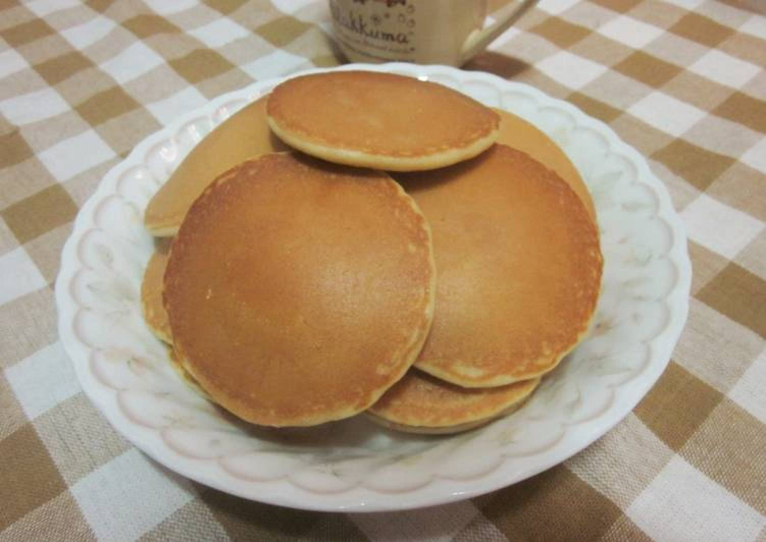 Easy & Fluffy Pancake