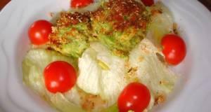 Lettuce and Avocado Salad