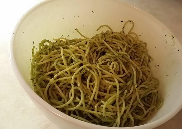 Seasoned Spagetti