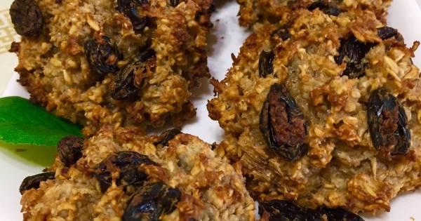Овсяное печенье ПП - пошаговый рецепт с фото. Автор ...