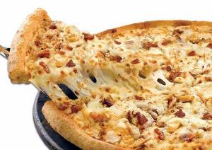 Simple Way to Make Speedy Chicken barbeque pizza
