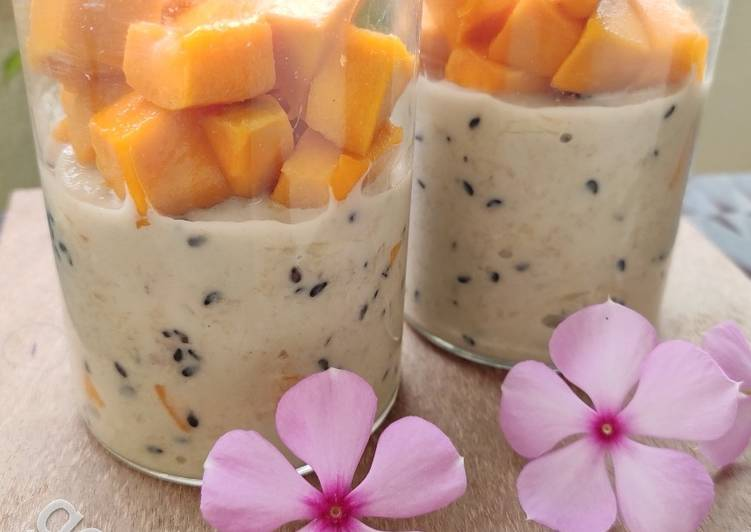 Simple Way to Make Ultimate Overnight Oats