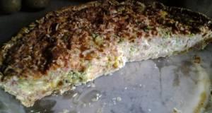 Ham  Broccoli Quiche