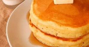 It Looks Like a Package Photo Thick Pancake