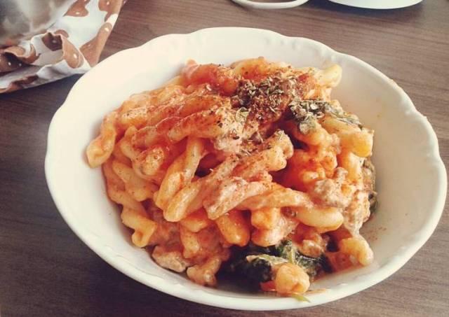 Healthier Lasagna Pasta