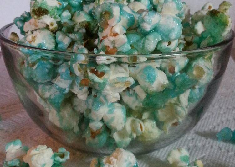 """ Jello Popcorn """