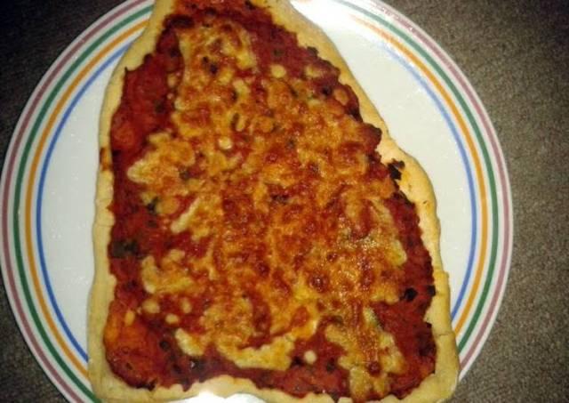 pizza dough - easy