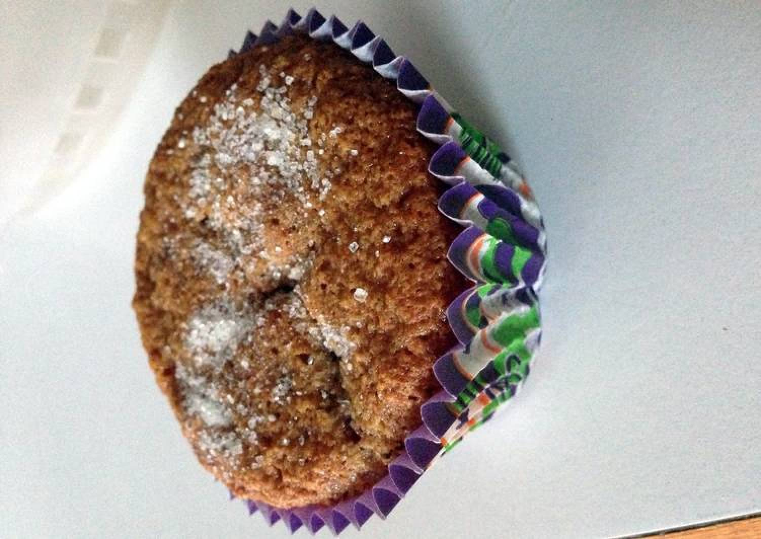 jazzy things cinnamon blueberry muffins