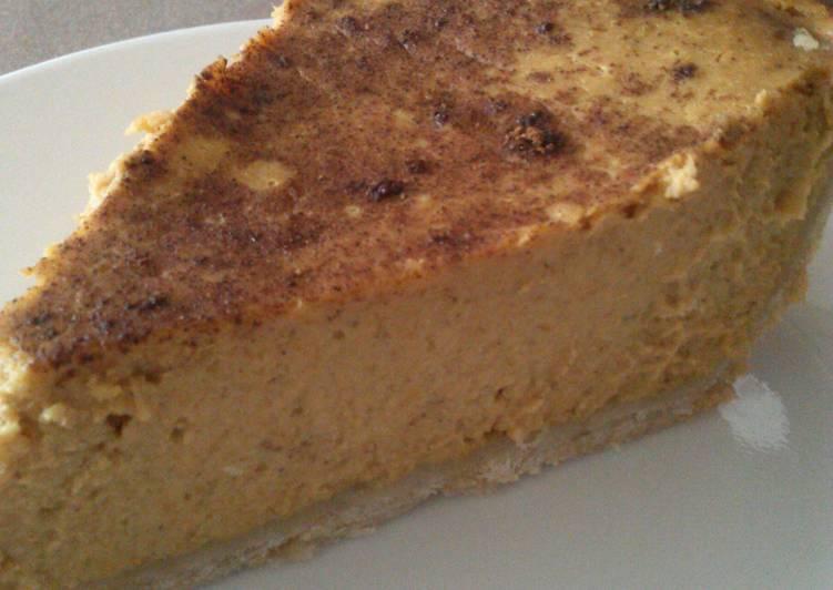Paula Dean s  Pumpkin Pie