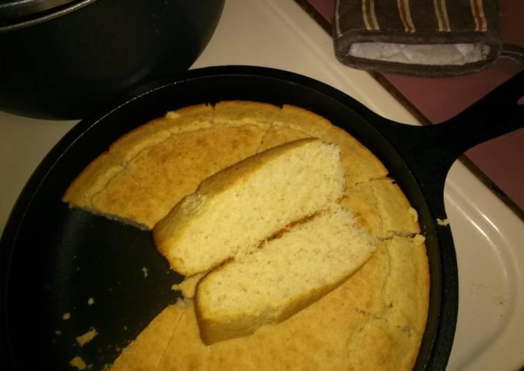 Can't tell it's low fat cornbread