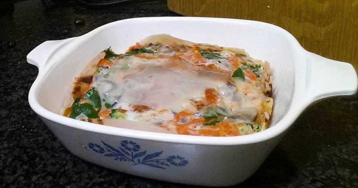 healthy microwave eggwhite breakfast