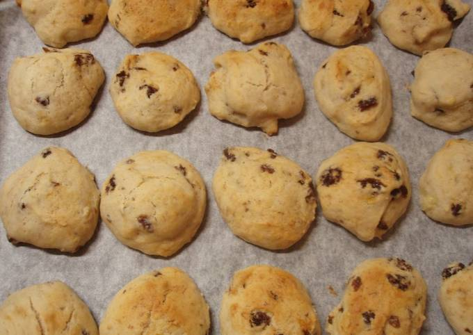 Banana Cookies without Eggs or Dairy Products!