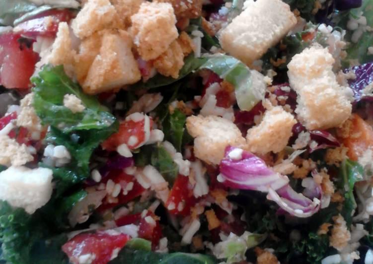 Bruchetta Salad