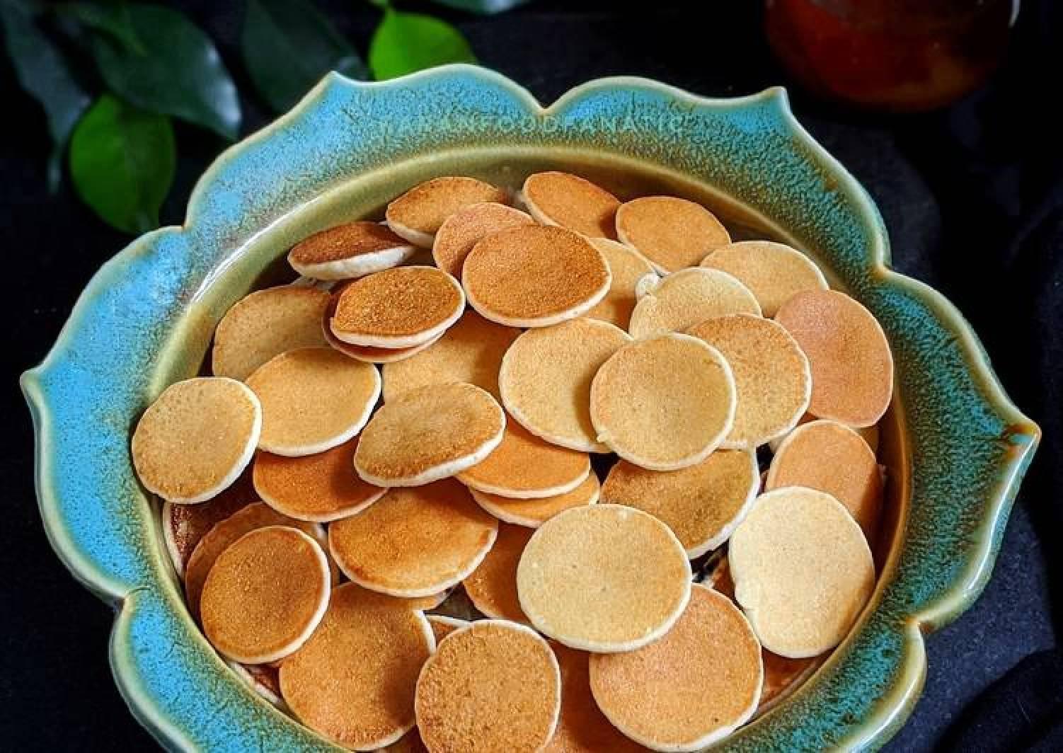 Eggless Pancake Cereals