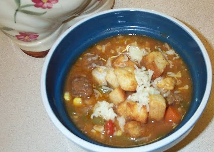Maggie's Magnificent Meatball Minestrone Soup, What Are The Benefits Of Consuming Superfoods?