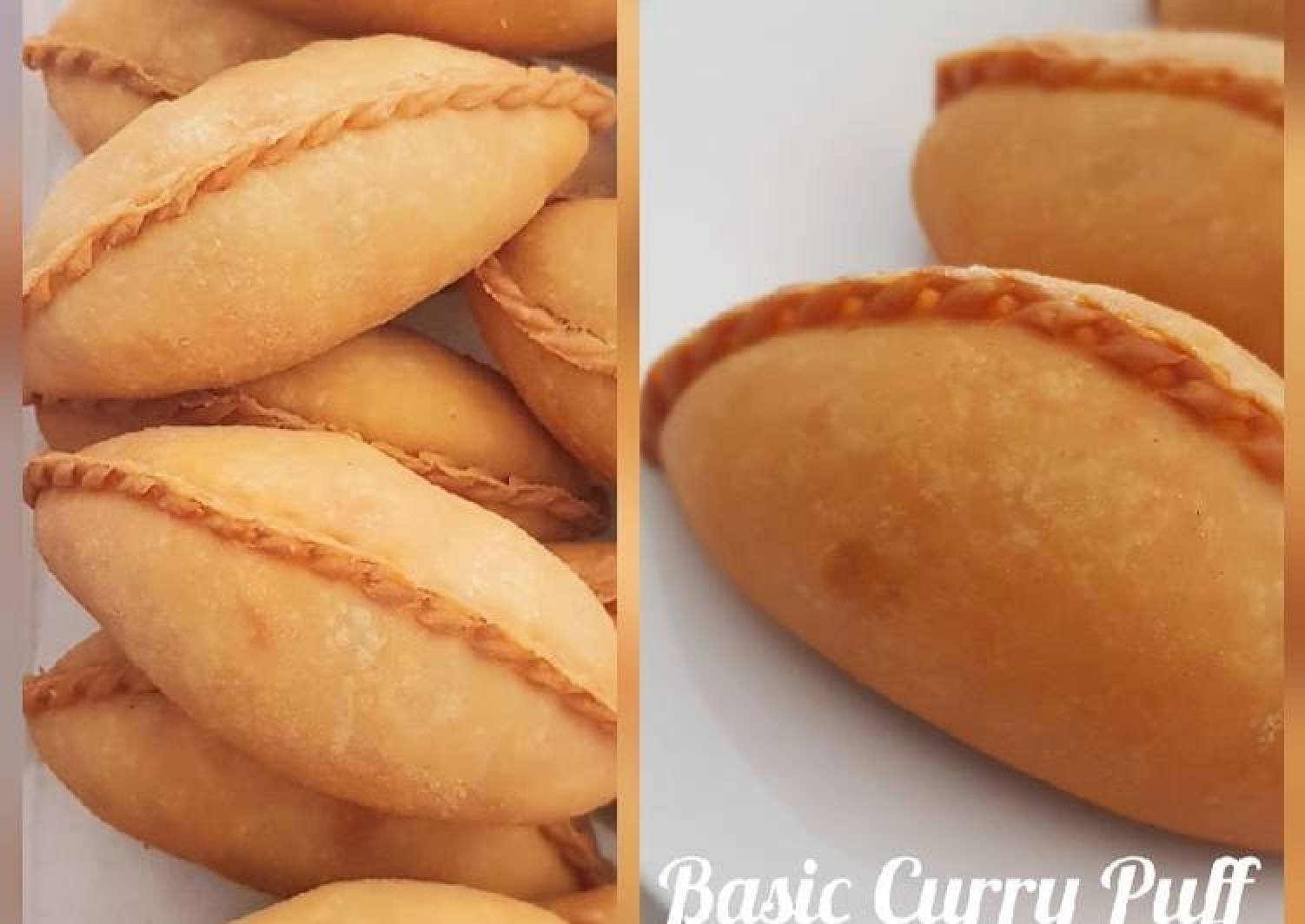 Curry Puff (Basic Pastry)