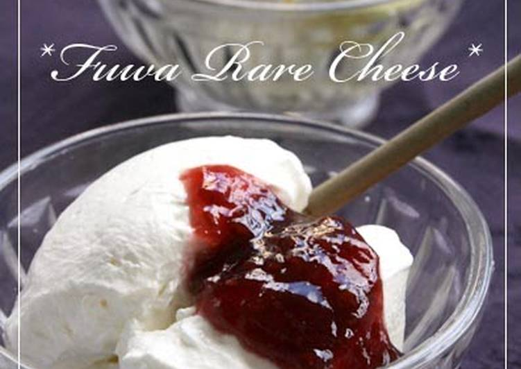 Fluffy No-Bake Cheesecake with Strained Yogurt