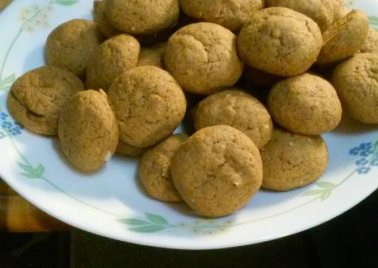 Pfeffernuse Cookies