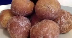 Vickys Pumpkin Spiced Mini Donut Balls GF DF EF SF NF