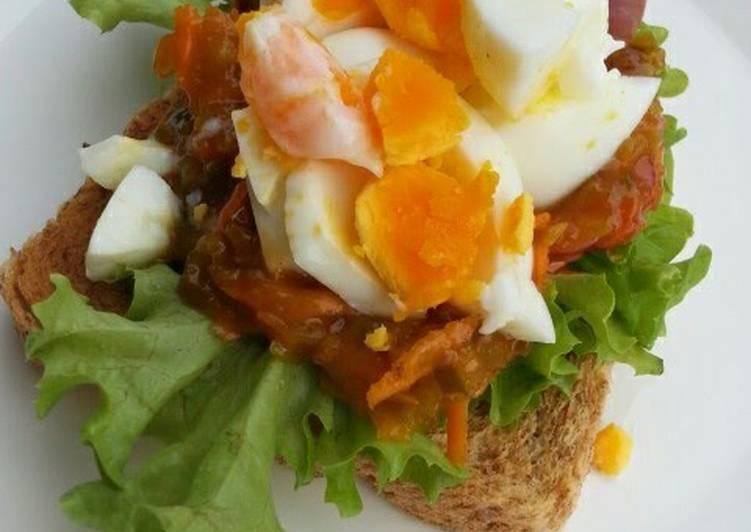Egg Sandwich / Diet Breakfast