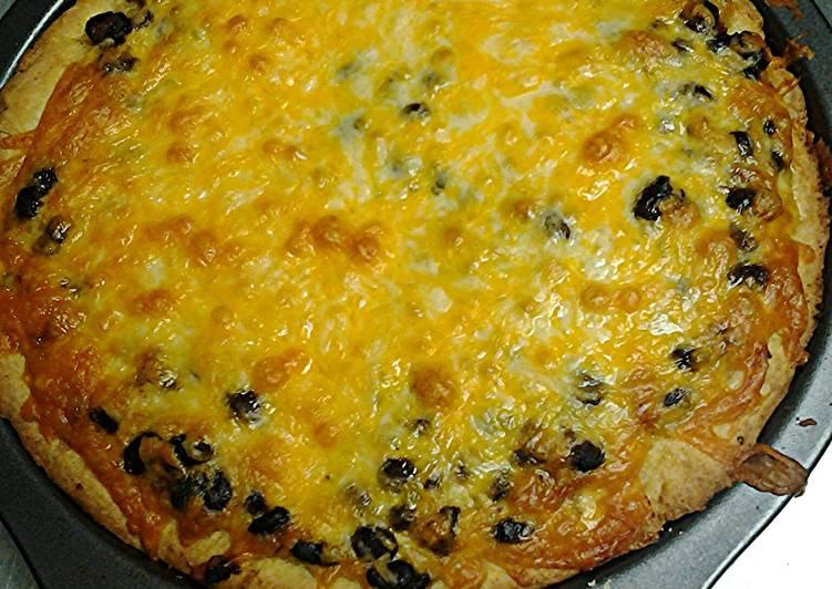 Five layer pie