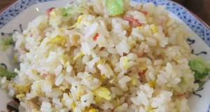 Seriously Good  Crabstick Fried Rice